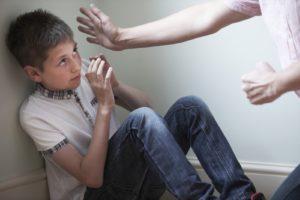 Cố ý gây thương tích cho trẻ em